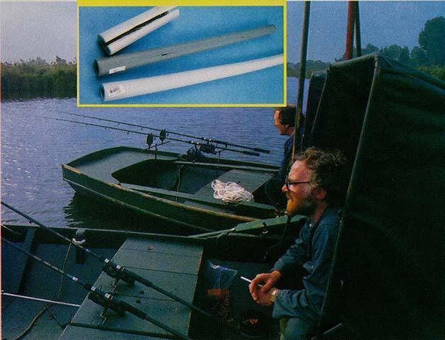 Komfortowe łowienie karpi