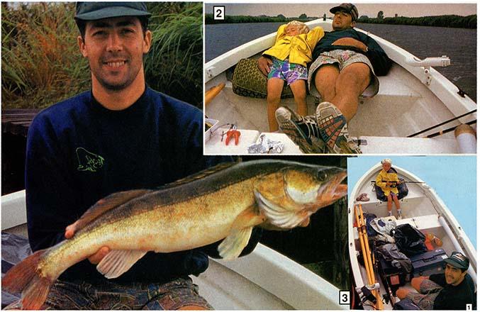 Kiedy ojciec łowi razem z synem