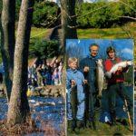 Łowienie keltów troci i łososi