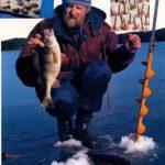 Metody łowienia z lodu
